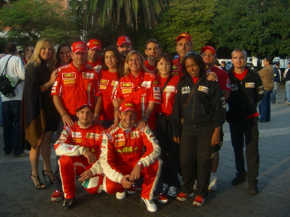 Grande festa a Iglesias per l'Isolani Racing Team