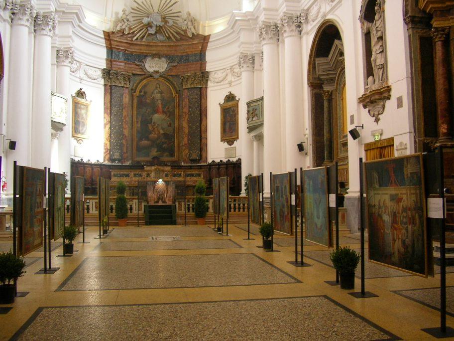 Il ciclo di Giotto su S.Francesco in Auditorium