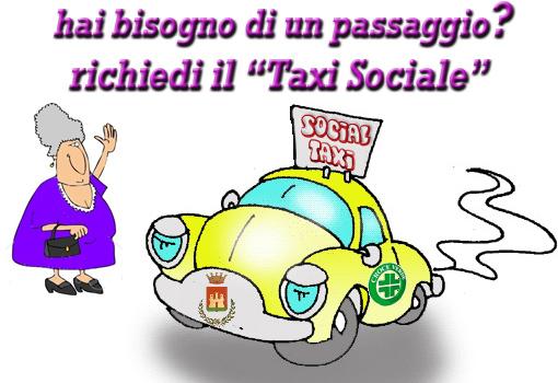 Taxi sociale, al via un nuovo servizio