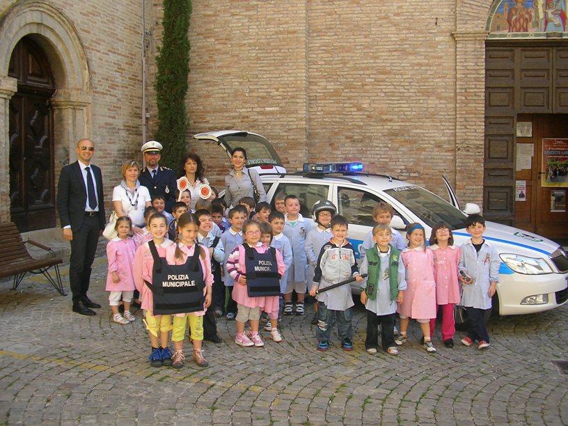 La Polizia locale festeggia 150 anni