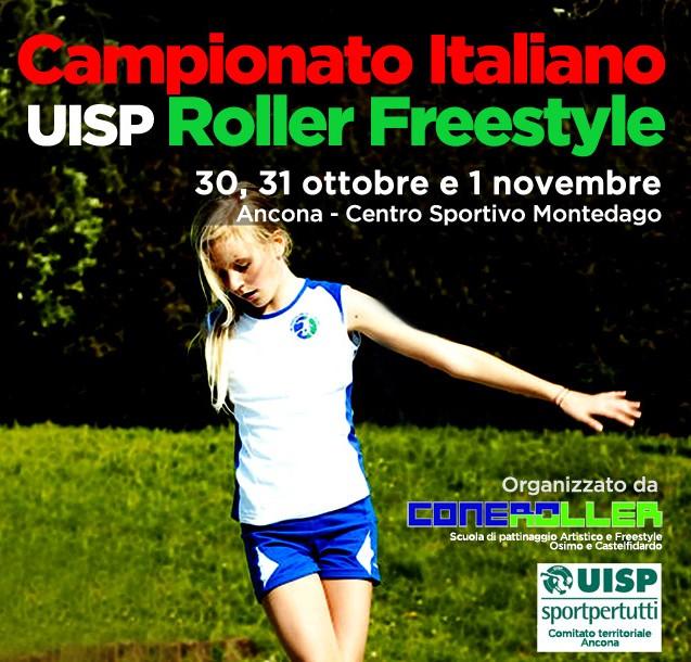 La Conero roller organizza il campionato italiano Uisp
