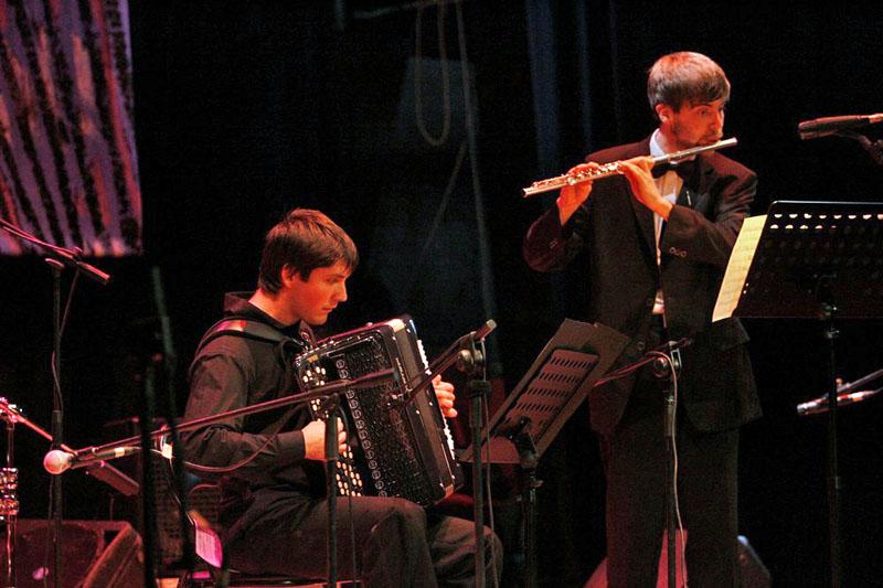 Festival internazionale di fisarmonica, gran finale