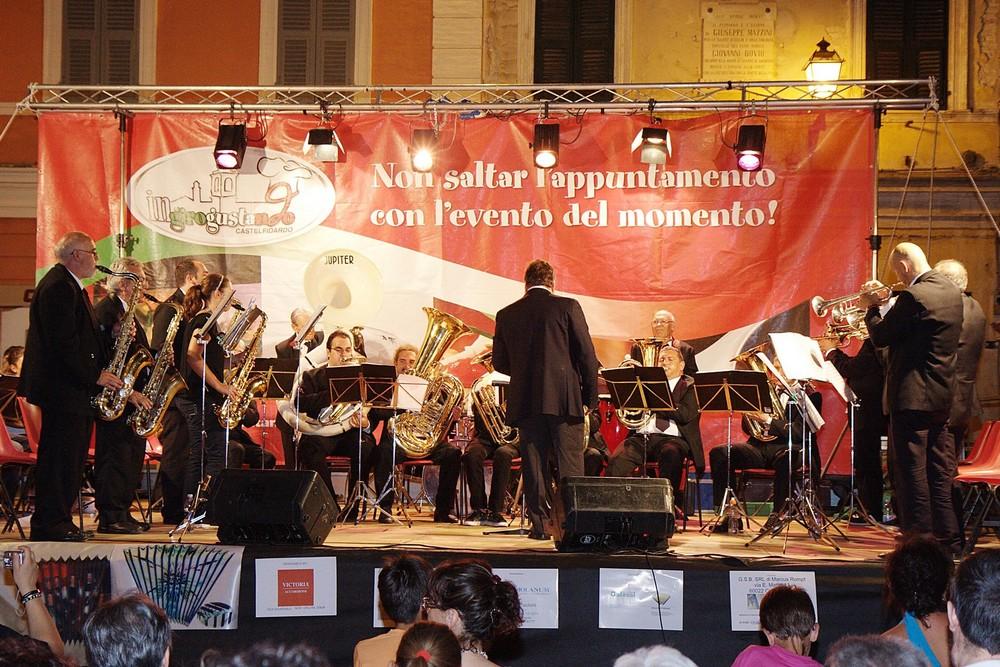 Concerto di Santa Cecilia con il complesso filarmonico