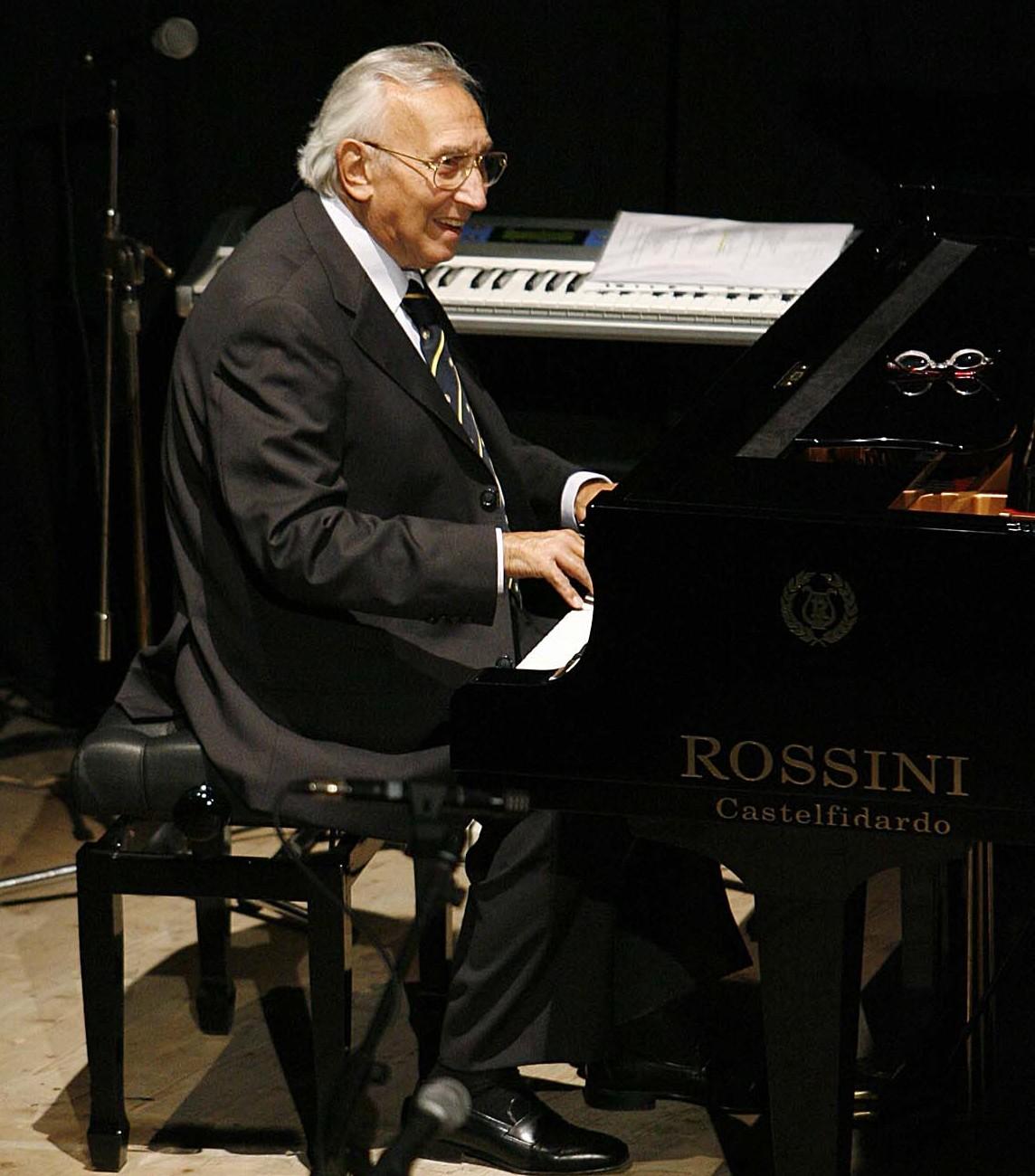 Addio a Roberto Pregadio, un amico della fisarmonica
