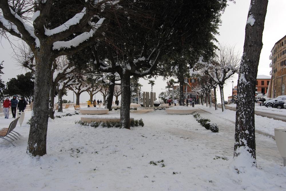 Neve: scuole chiuse giovedì e venerdì