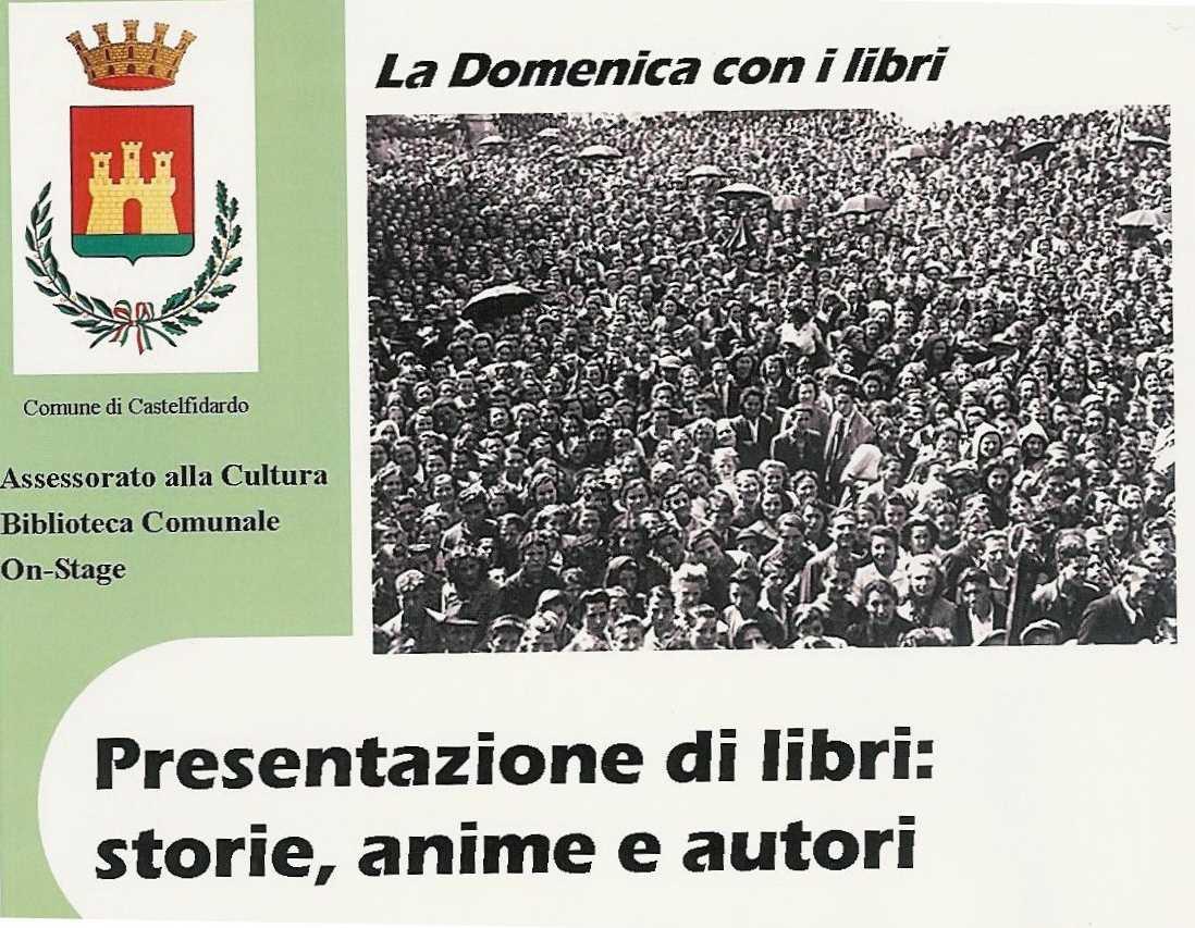 Domenica con i libri: Matteo Biscarini all'On Stage