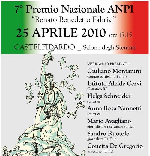 """Il Salone degli Stemmi ospita il Premio """"Fabrizi"""""""