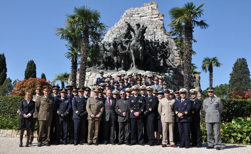Ufficiali ISSMI, la lezione di Castelfidardo