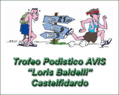 Il trofeo podistico Loris Baldelli compie trent'anni