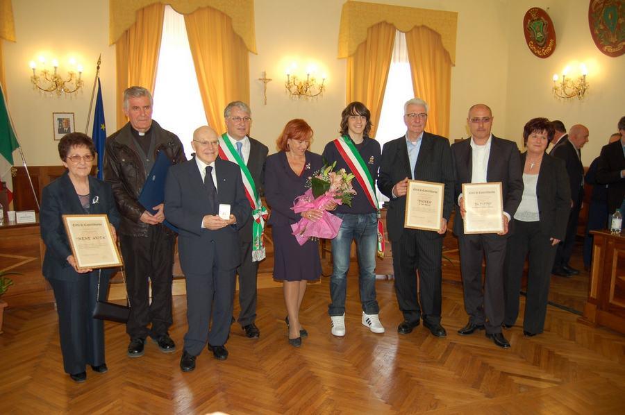 Renzo Bislani e L'Agorà, premiata l'anima culturale