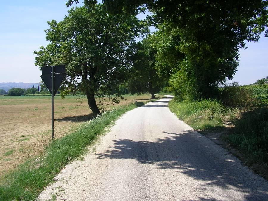 Via Montoro Selva, completata la depolverizzazione