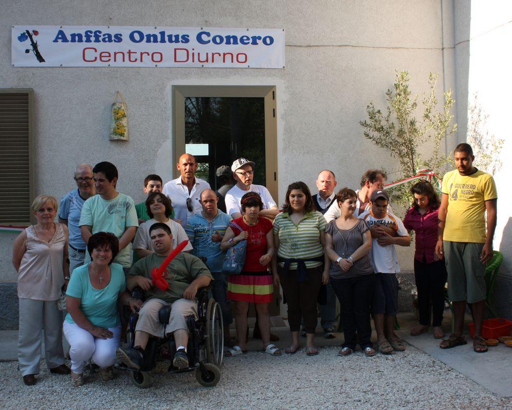 L'Oasi dei pavoni, si inaugura la nuova sede Anffas