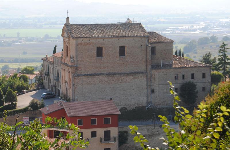 Inaugurazione campanile restaurato di S.Agostino