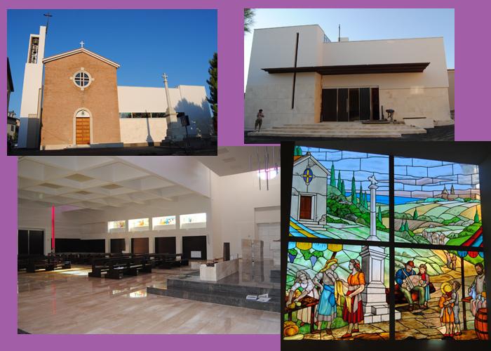 Consacrazione della nuova Chiesa delle Crocette