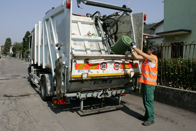 Raccolta domiciliare dei rifiuti anche nelle frazioni