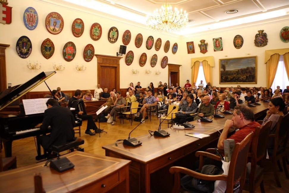Concerto per Santa Cecilia e Orfeo Burattini