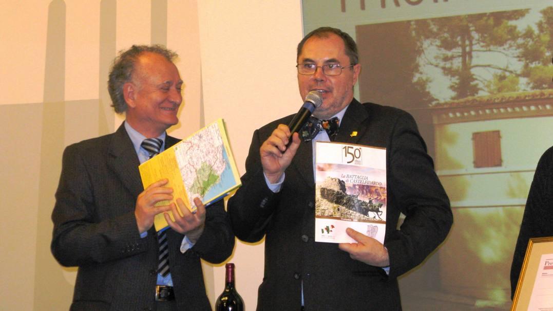 Golosaria, premio Nazionale per la Fondazione Ferretti