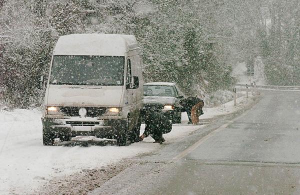 Piano neve 2011-2012 per le strade Provinciali