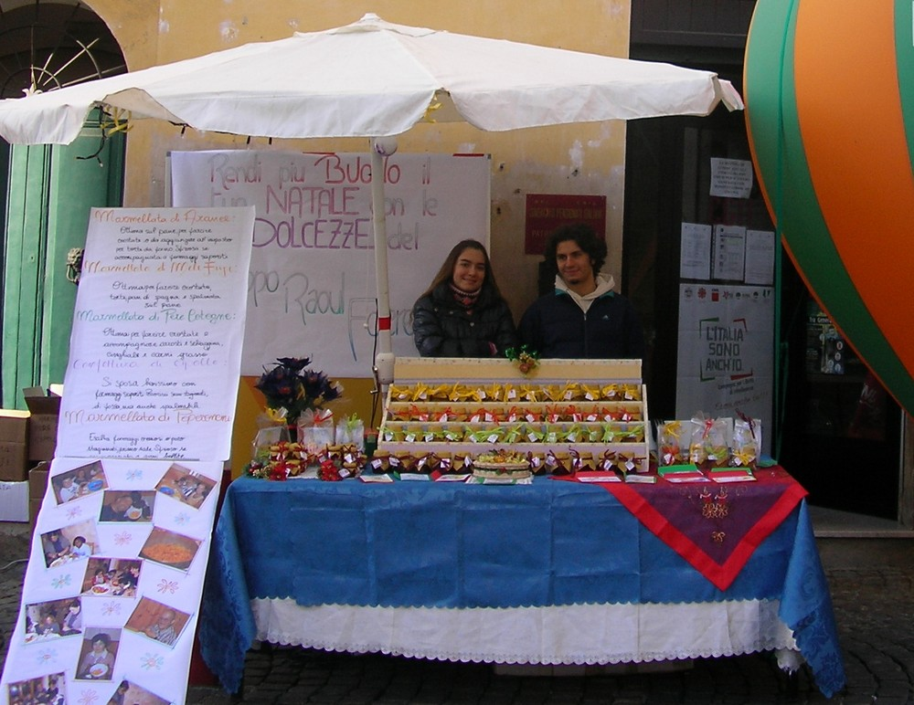 Campagna Amica in piazza della Repubblica