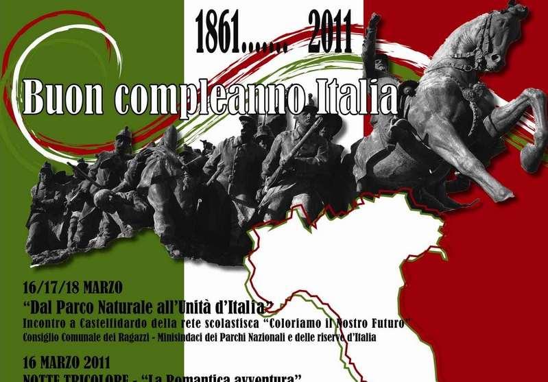 Buon compleanno Italia, le giornate tricolori