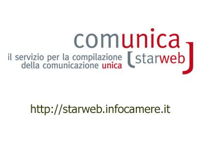 Avvio della sperimentazione SUAP con STARWeb