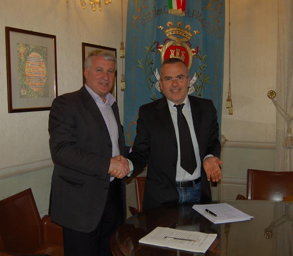 Firmata la transazione Comune - Cigad