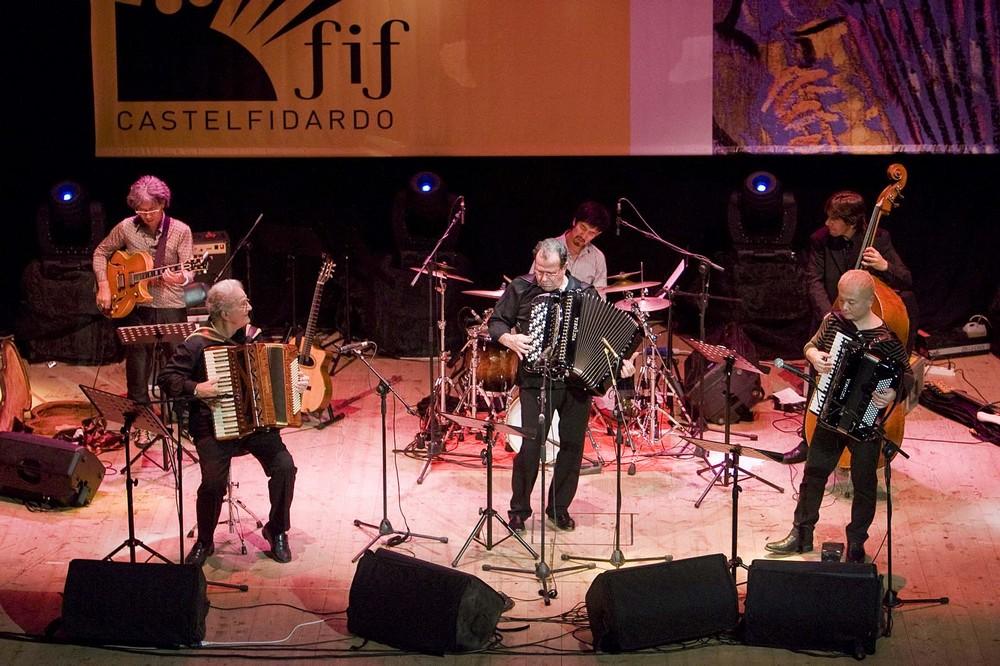 Festival di fisarmonica anticipato a settembre