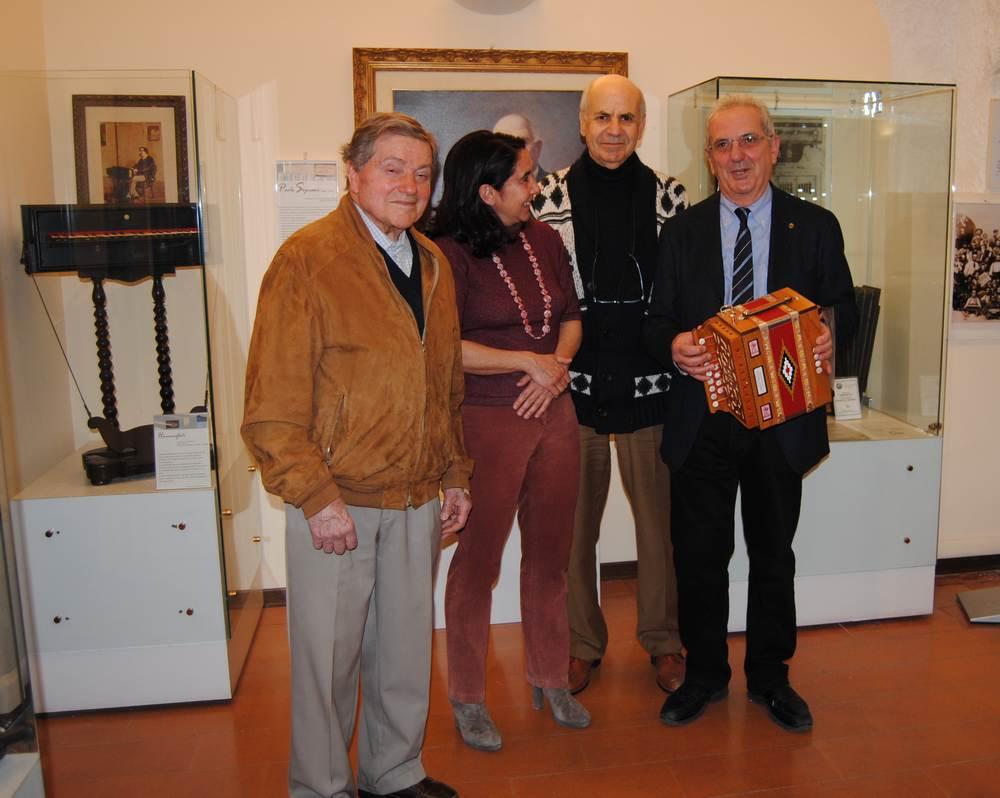 Il Museo della fisarmonica compie trent`anni