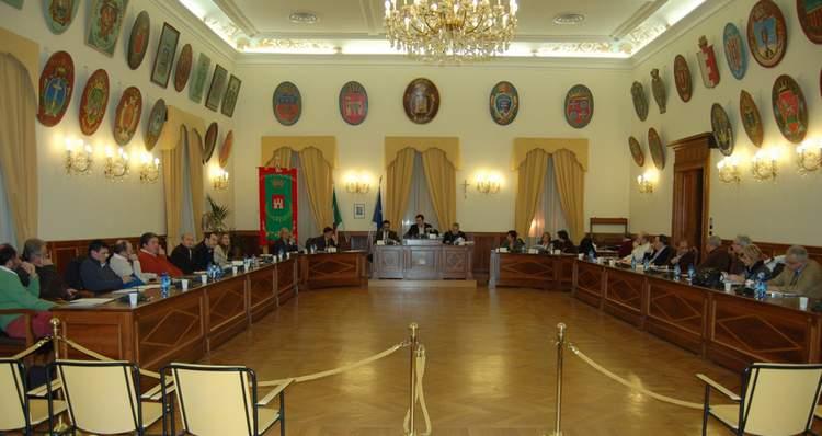 Prima seduta della legislatura del nuovo Consiglio