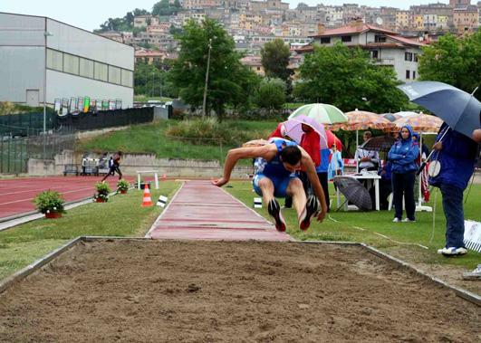 "Castelfidardo ""capitale"" dell`atletica"
