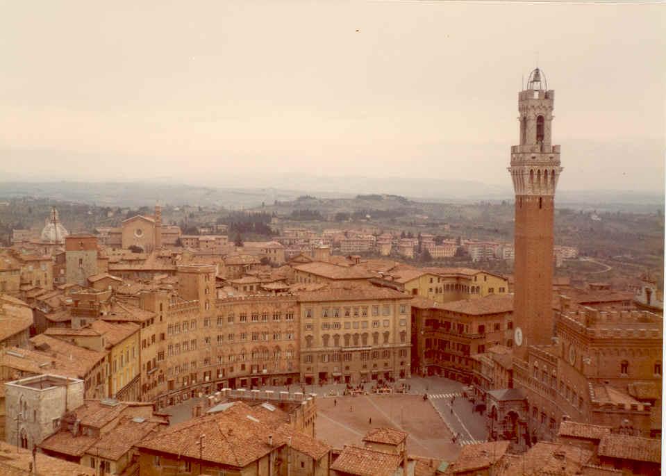Gita a Siena, Volterra e San Gimignano