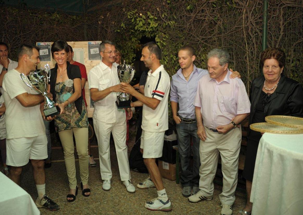 II memorial Ottavianelli, magia vintage al Tennis club