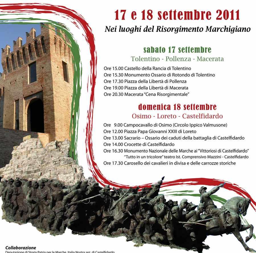 Parte dal Castello della Rancia la Cavalcata Storica