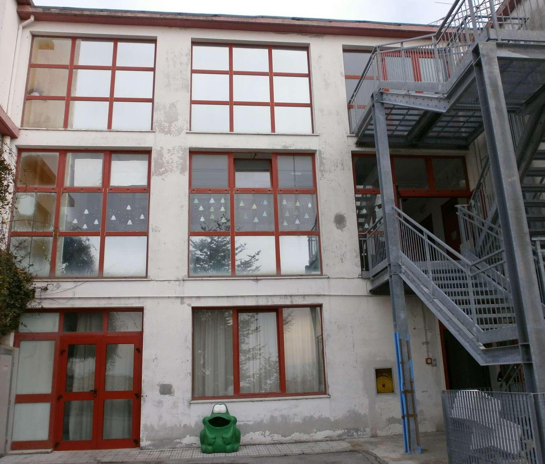 Una sezione della scuola d'infanzia alle Mazzini