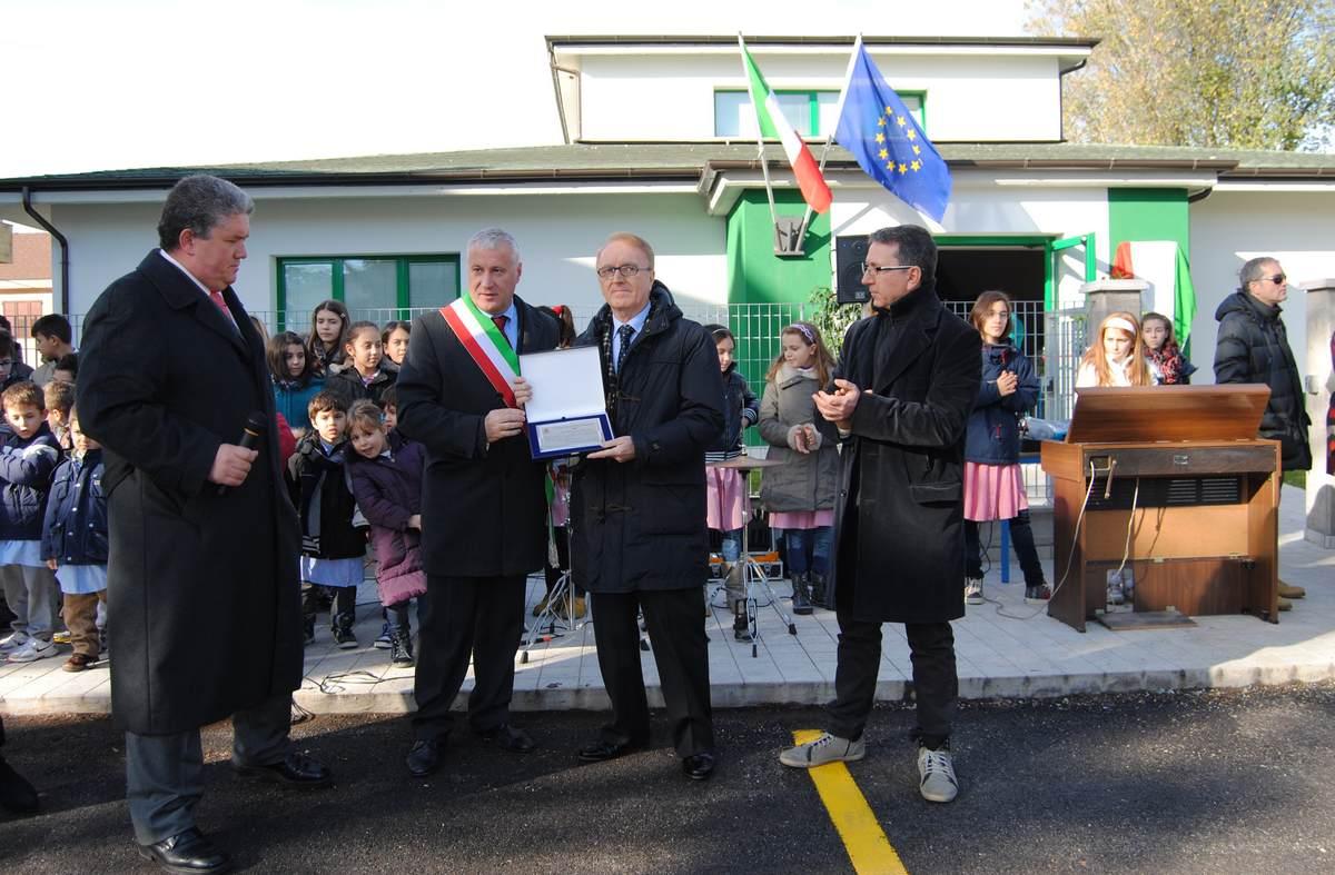 Scuola media Mario Montessori un sogno divenuto realtà