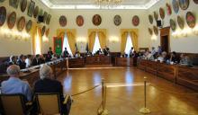 Consiglio Comunale, esce Marotta entra Salvucci