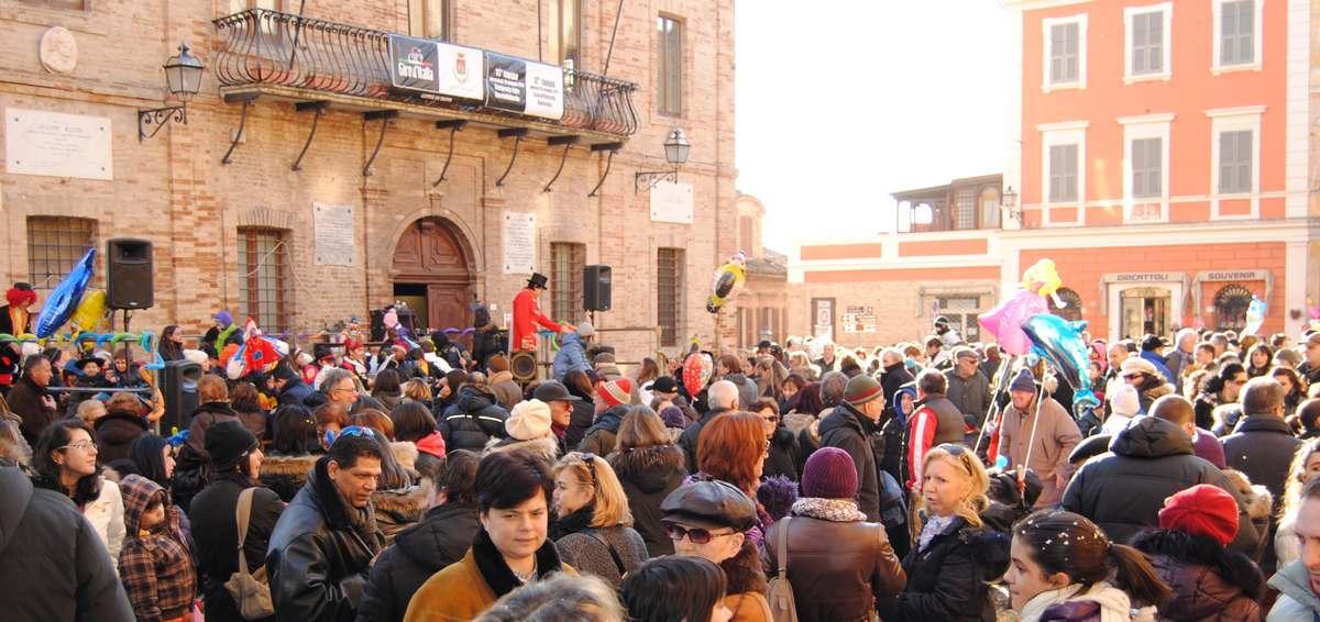 Carnevale Castellano domenica in Auditorium