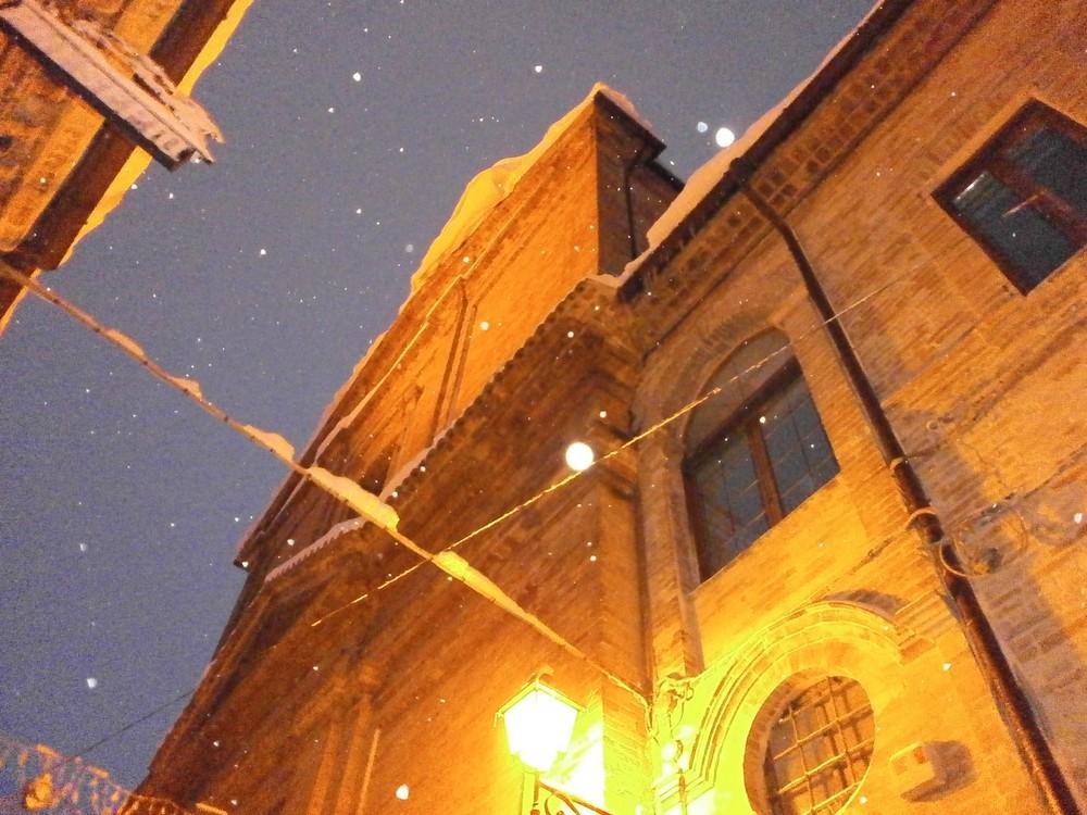 Emergenza neve, consigli della Protezione Civile