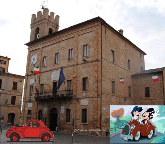 Sabato il raduno delle Fiat Topolino in piazza