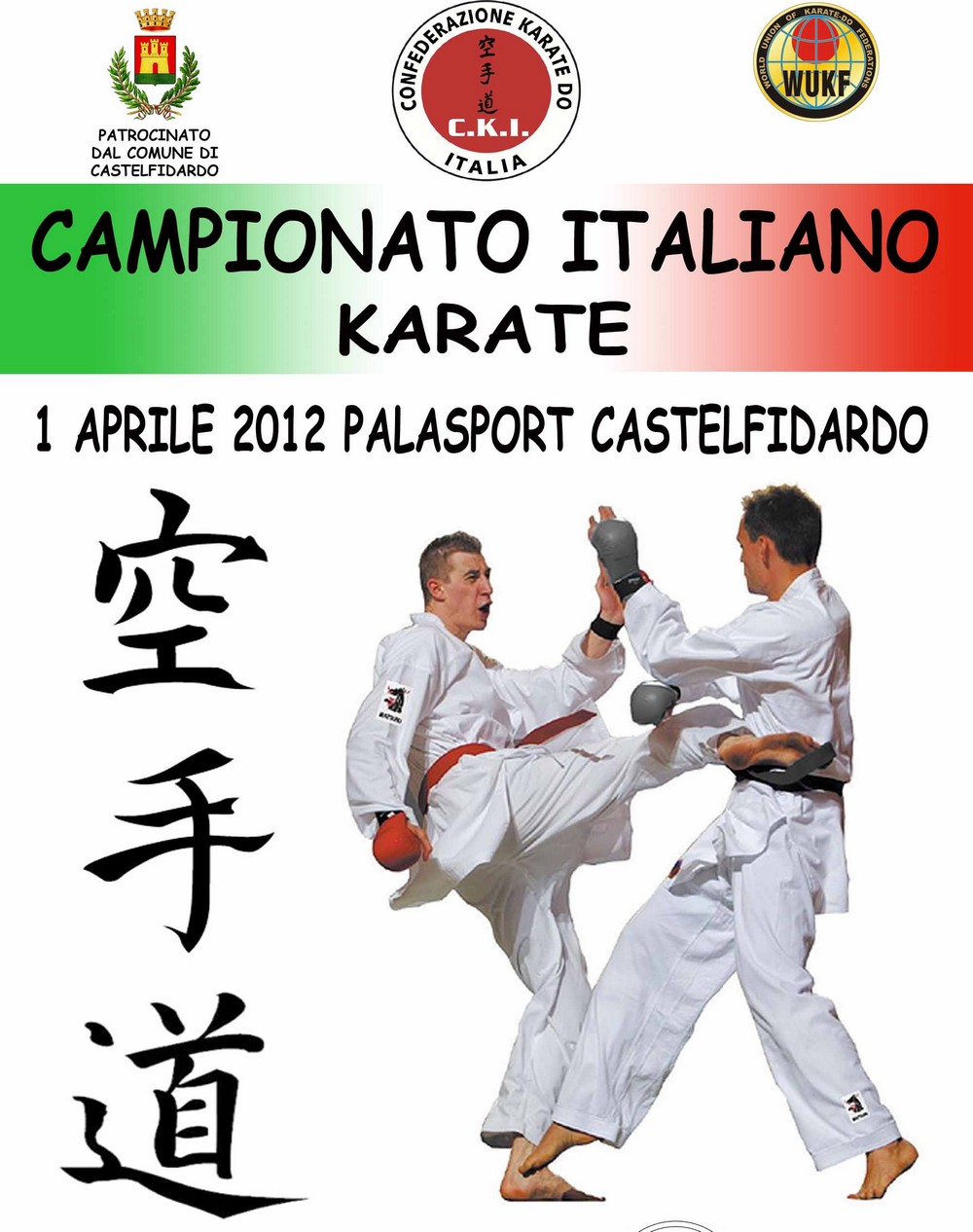 Campionati italiani di karate al Palaolimpia