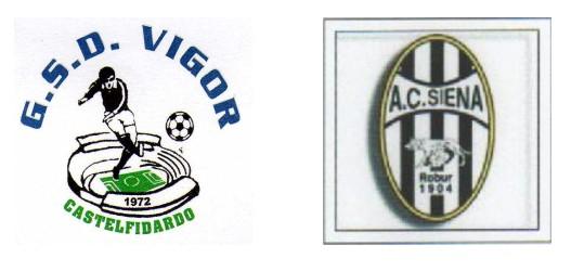 Calcio: raduno giovanile organizzato da Vigor e Siena