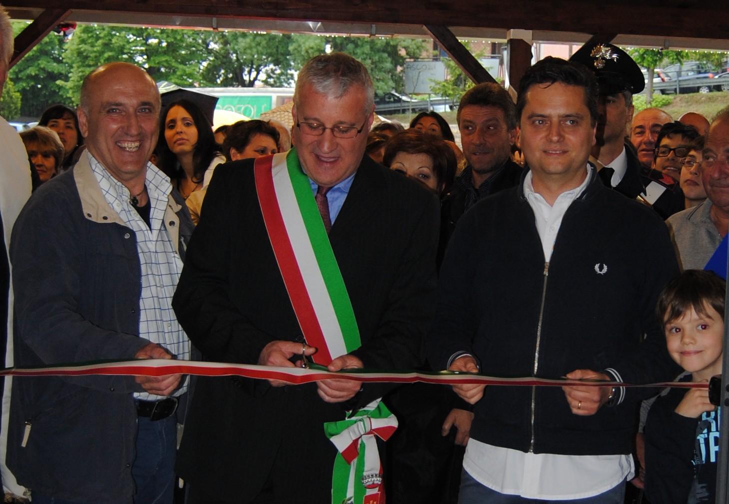 Inaugurato il Centro Sociale San Rocchetto