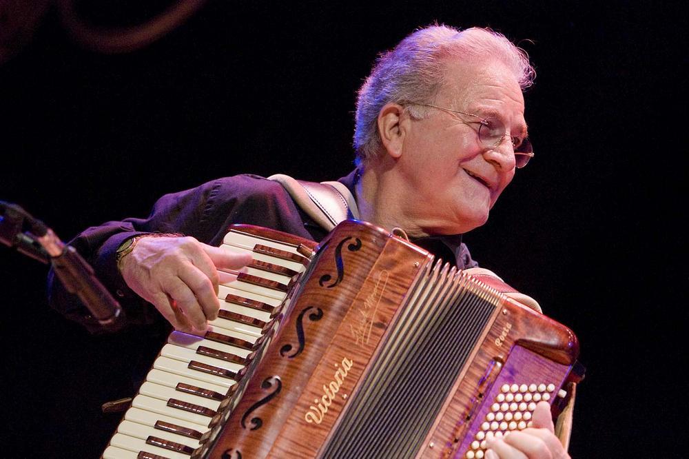Memorial concert for Frank Marocco al teatro Astra