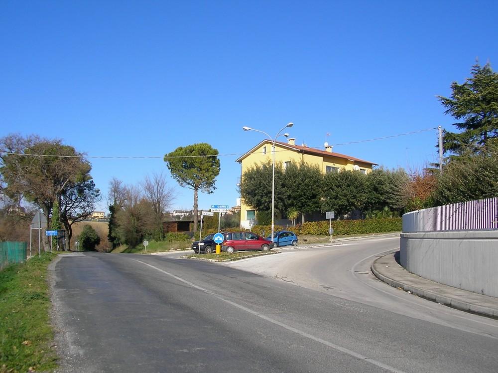 Progetto rotatoria via Torres-Chiesa-Delle Querce