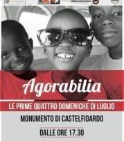 """""""Agorabilia"""", eventi e solidarietà da domenica al Parco"""