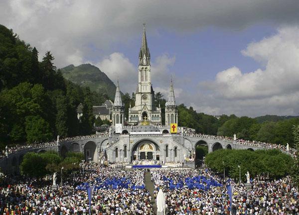 Pellegrinaggio a Lourdes dal 16 al 21 settembre