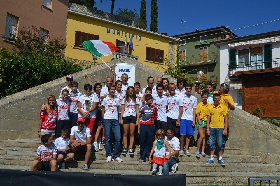 Superbike Team tricolore: il sogno è realtà