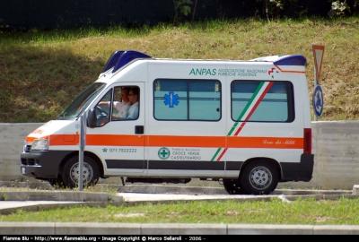 Croce Verde, stop ai servizi da lunedì