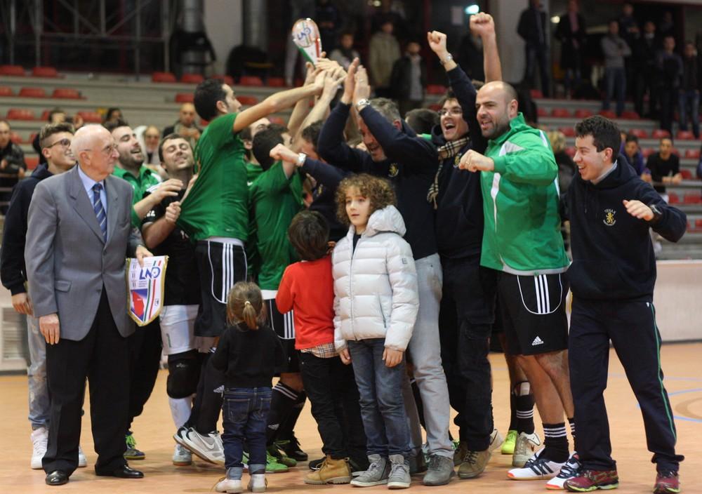 Futsal: Tenax regina di Coppa