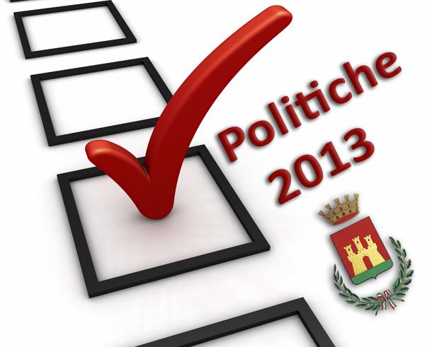 """Speciale """"Politiche 2013"""" on line"""